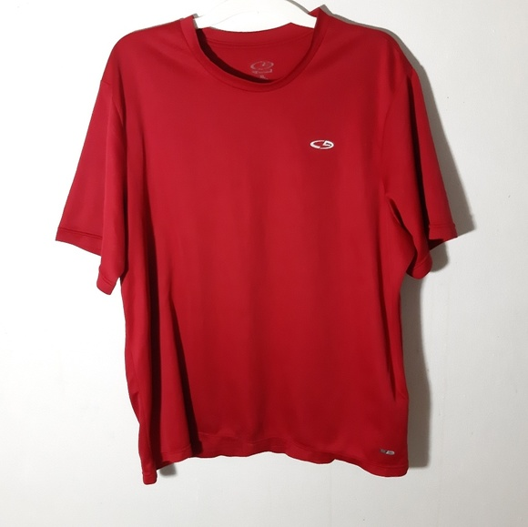 2ed54fcc4fcf Champion red t-shirt for men. Champion. M_5c445fe40cb5aaef46e774b1.  M_5c445ffe3c984436df509ea5. M_5c446010c2e9fe83087dac1e.  M_5c446020bb761506b273d874